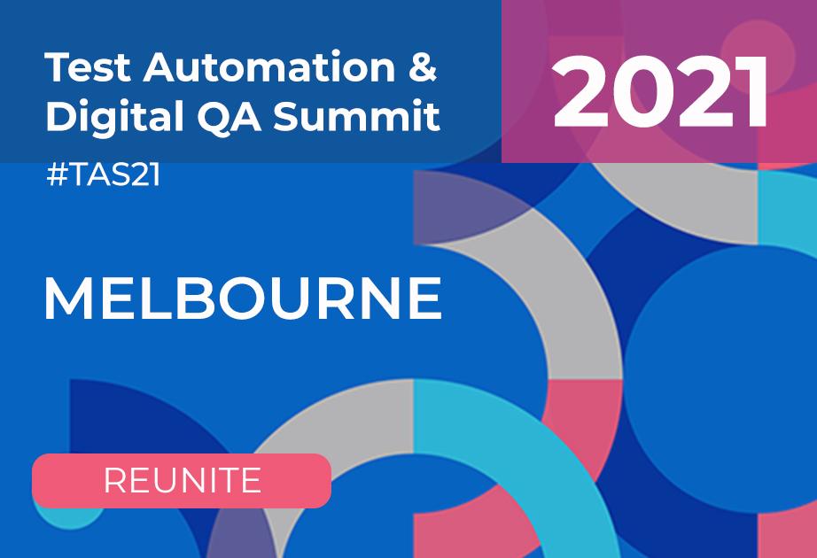 TAS21 Melbourne
